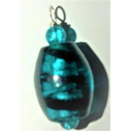 Dichroic Glass ovals